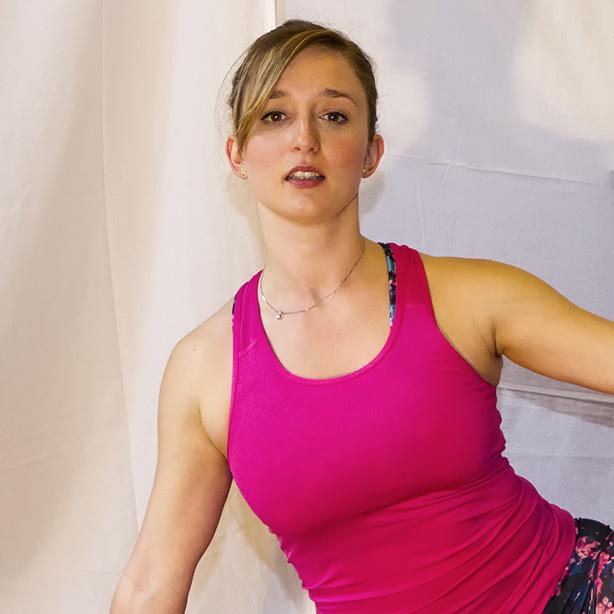 Debora Bileci - Insegnante di Pilates